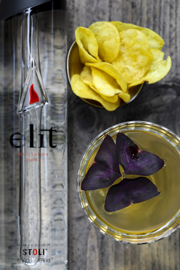 Pikles Dry Martini